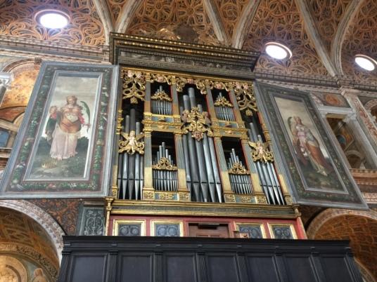 Organo de Giovan Giacomo